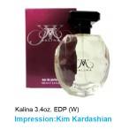 Imitation of Kim Kardashian