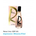 Imitation of Reb'l Fleur by Rihanna